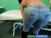 FakeHospital Gorgeous young pole dancer with hot body swallows cum