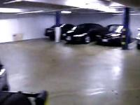 Parking blowjob & facial  Amateur