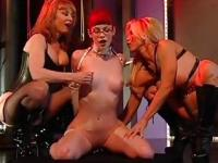 Justine Joli and Amber Lynn  Private Sessions 13