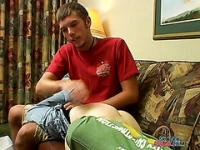 Bad Boys Love A Good Spanking - Kenny Crusoe And Christian Taylor