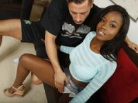 Jezabel Vessir Enjoys Some White Cock