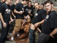 Lisa Tiffian Enjoys Getting Bukkaked By White Men