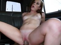 Sweet hottie Charli Maverick having a big dick