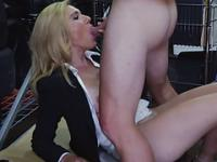 Lovely milf mom sell her pussy for cash