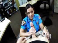 Natural tits Police woman willing to gets pussy fucked in hardcore position