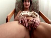 46yr old German Mom in first time Porno Casting