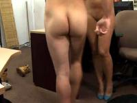Brunette Face Fucked And Doggystyled In Pawn Shop