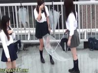 Asian sluts raining piss