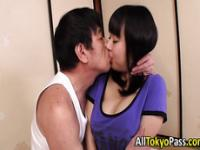 Japanese teen creampied