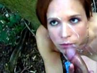 Outdoor Handjob