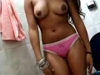 Sexy Latina Babe Show Beauty Body