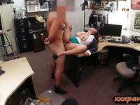 Loving wife pawns her pussy for money