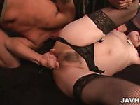 2 Males 1 Female (MMF)