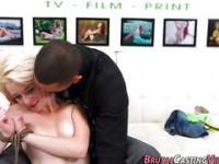 Gagged teens face jizz