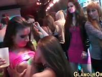Party sluts get pounded