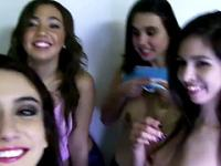 Hot and skinny teen computer wizards fucked hard