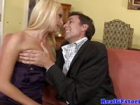 Swinging euro housewives double penetration