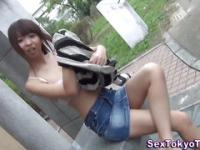 Asian pov ho se masturba
