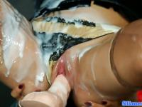 El Storm and Jenna Lovely cum soaked