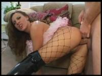 Anal Beads and Assfuck for Julie