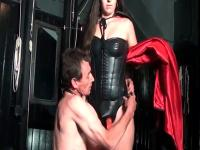 Pegging Mistress