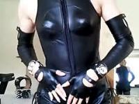 Sissy In Leather4