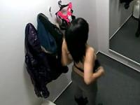 Hidden Cameras In Dressing Room 2