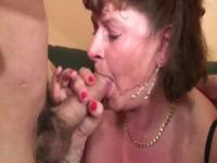 Horny mature couples are fucking in timeless settings
