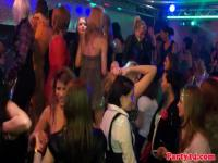 Erotic dancing and some great fucking at a sex party