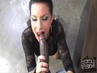 Tori Lux and her new, black lover