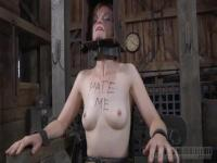 BDSM action for dirty lady
