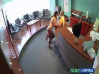 Two hot lesbians caught on a spy cam