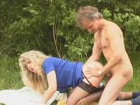 Horny woman in her 40's cheats on her husband