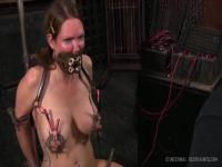 Cyd Black has a new girl for punishing