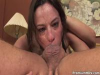 Kinky pornstar Amber Rayne getting nailed by a pervert