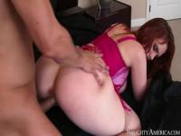 Horny mum Siri moans on a huge drill like her young daughter
