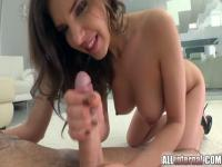Henessy anal creampie squirt it out