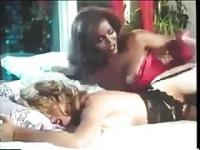 Black shemale fucking a blond bitch