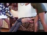 Two students sodomize a plumber
