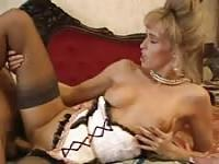 High standing vintage sex