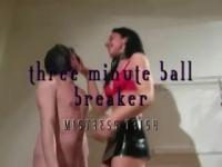 Relly Brutal Ballbusting two