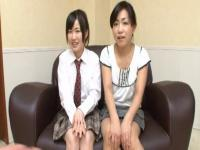 Oil Massage Daughter and Mamma-1