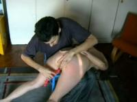 Flogging and other anal games