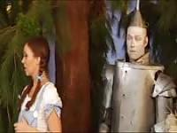 A Wizard of Oz porn parody