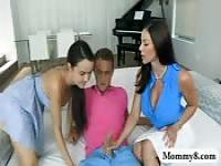 Kendra Lust and Dillion Harper threesome