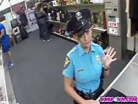 Ms Police Officer Gets Fucked