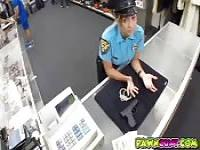 I banged that big booty police officer