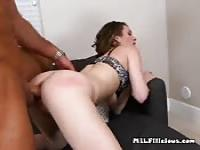 Hot Doctor Gets Fucked And Jizzed On