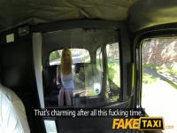 FakeTaxi: My ex girlfriend in anal creampie