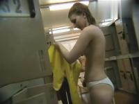 Hidden Camera Video. Dressing Room N 150